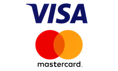 Visa & Master card payment in casino